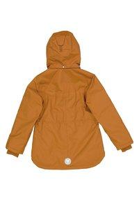 Wheat - Winter jacket - cinnamon - 1