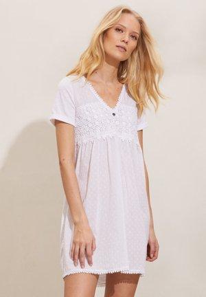 FINEST - Day dress - bright white