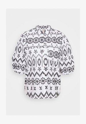 Skjorte - black/white