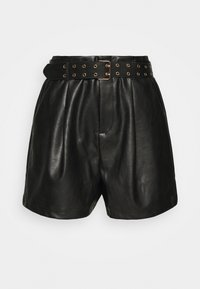 4th & Reckless - AVERY - Shorts - black - 3