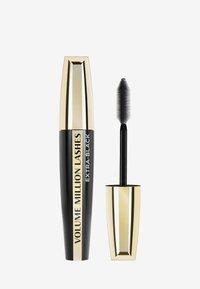 L'Oréal Paris - VOLUME MILLION LASHES - Mascara - extra black - 1