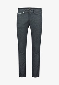 BOSS - DELAWARE - Slim fit jeans - marine - 0