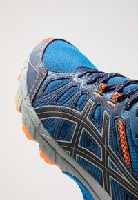 ASICS - GEL-VENTURE 7 - Löparskor terräng - electric blue/sheet rock - 5