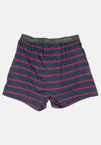 Patagonia - Pants - pier stripe / new navy - 1