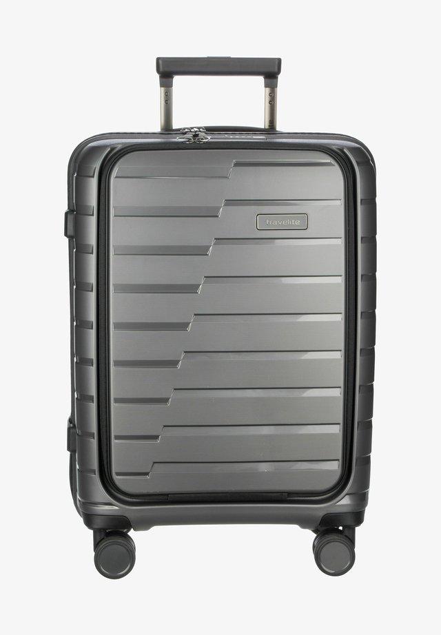 Valise à roulettes - anthrazit