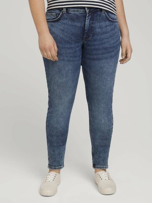 Jeans Skinny Fit - bleached blue denim