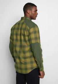 Norrøna - SVALBARD  - Shirt - olive drab/slat - 2