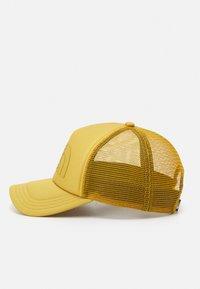 The North Face - LOGO TRUCKER UNISEX - Cap - arrowwood yellow - 2