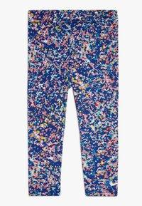 Nike Sportswear - SPORT TUNIC REGRIND SET BABY - Leggings - Trousers - hyper blue - 2