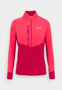 Salewa - VAJOLET RESPONSIVE - Sports shirt - virtual pink - 3