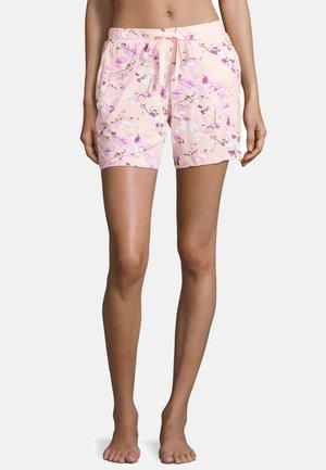 SCHIESSER JERSEYHOSE KURZ - Pyjama bottoms - pink