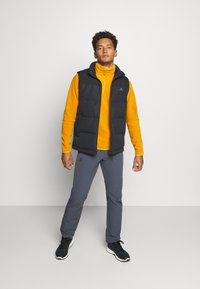 The North Face - GLACIER 1/4 ZIP - Fleece jumper - citrine yellow - 1