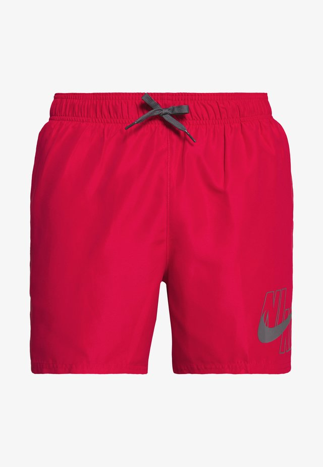 VOLLEY - Badeshorts - university red