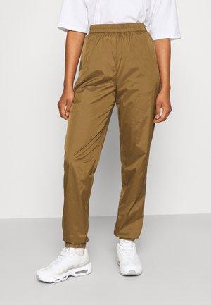 OBJCARMEN PANT - Pantalon de survêtement - sepia