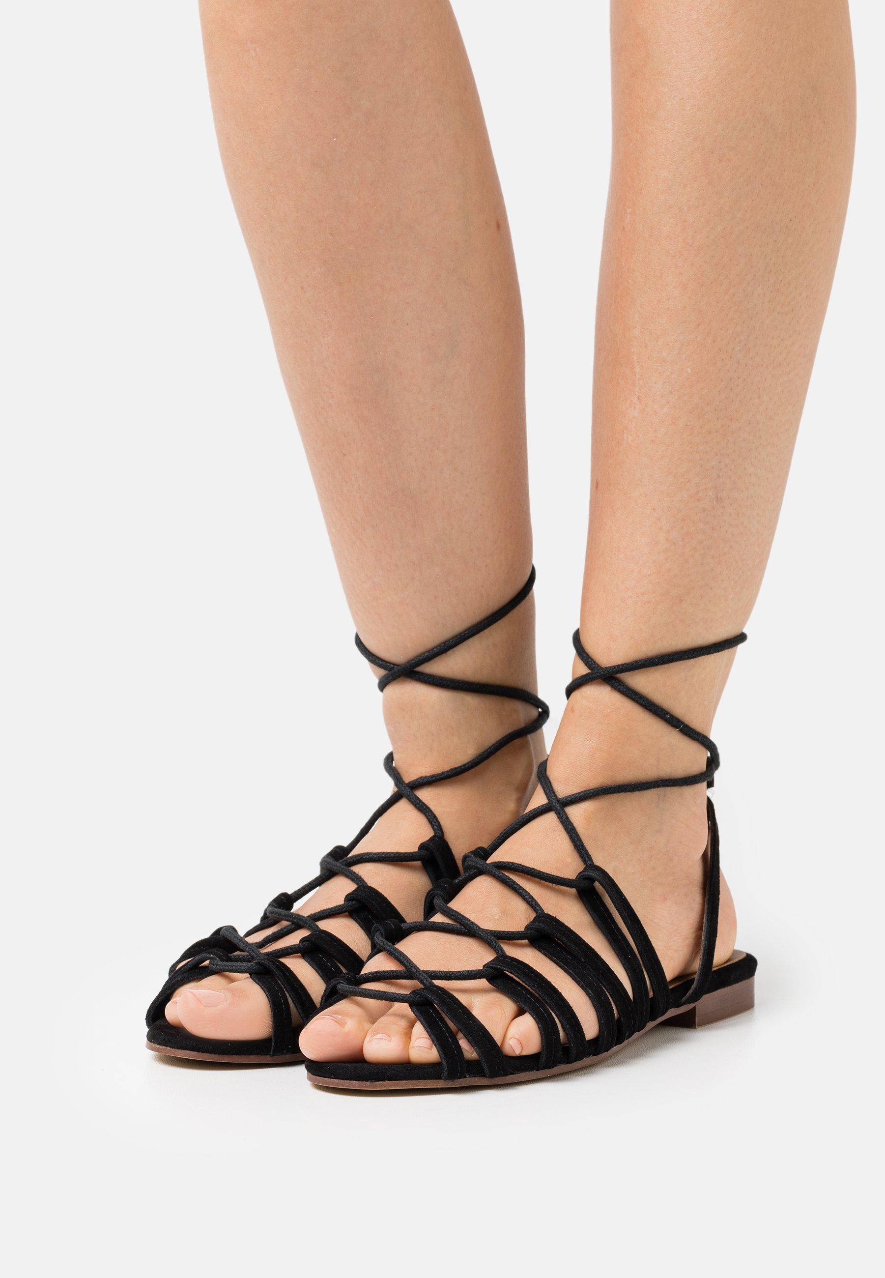 Women SHIRA - Sandals - black