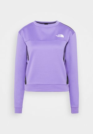 Sweatshirt - pop purple