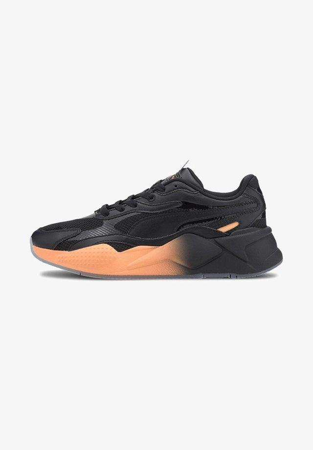 Sneaker low - black-cantaloupe