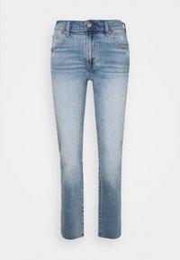 KELS - Slim fit jeans - medium indigo