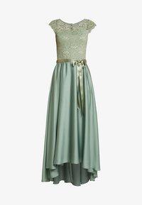 Suknia balowa - khaki