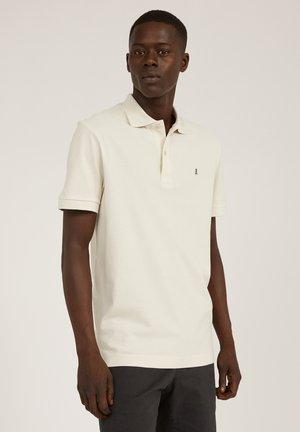 AANTON SOLID UNDYED - Poloshirt - undyed