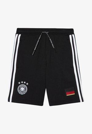 DFB DEUTSCHLAND SHORT UNISEX - Urheilushortsit - black