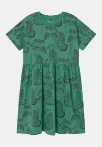 Mini Rodini - TIGERS  - Jersey dress - green - 0