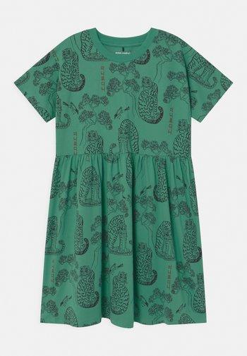 TIGERS  - Jersey dress - green