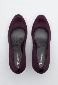 Tamaris - Hoge hakken - purple - 1