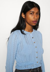 BDG Urban Outfitters - TWIN SET - Cardigan - blue - 4