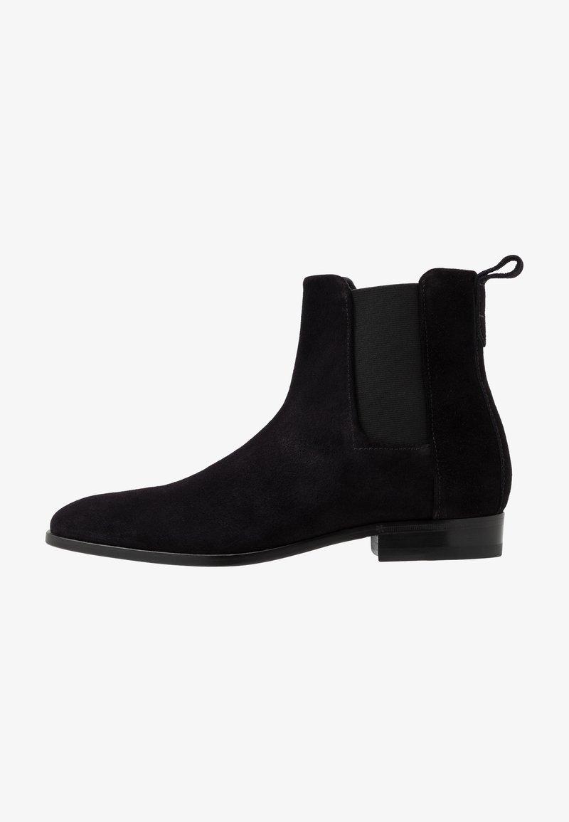 HUGO - CULT - Korte laarzen - black