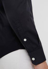 Emporio Armani - CAMICIA SLIM FIT - Formal shirt - blue navy - 4