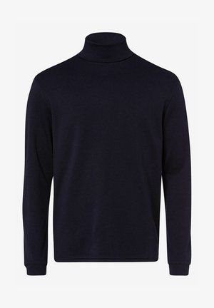 STYLE BENNO - Long sleeved top - navy