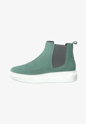 TAMARIS CHELSEA BOOT - Classic ankle boots - sage