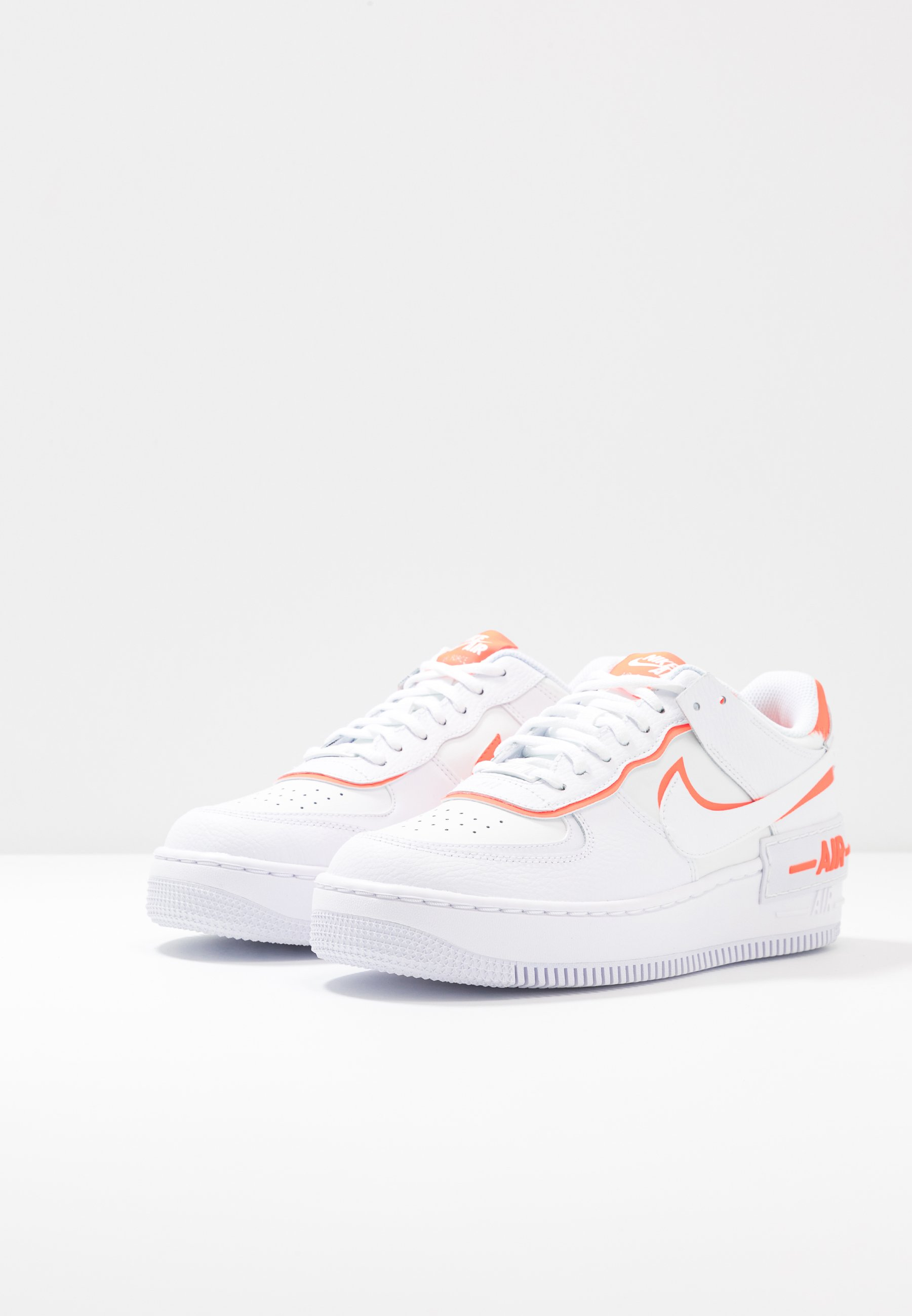 air force 1 orange et bleu