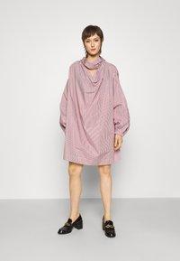 Vivienne Westwood - GARRET DRESS - Day dress - red - 0