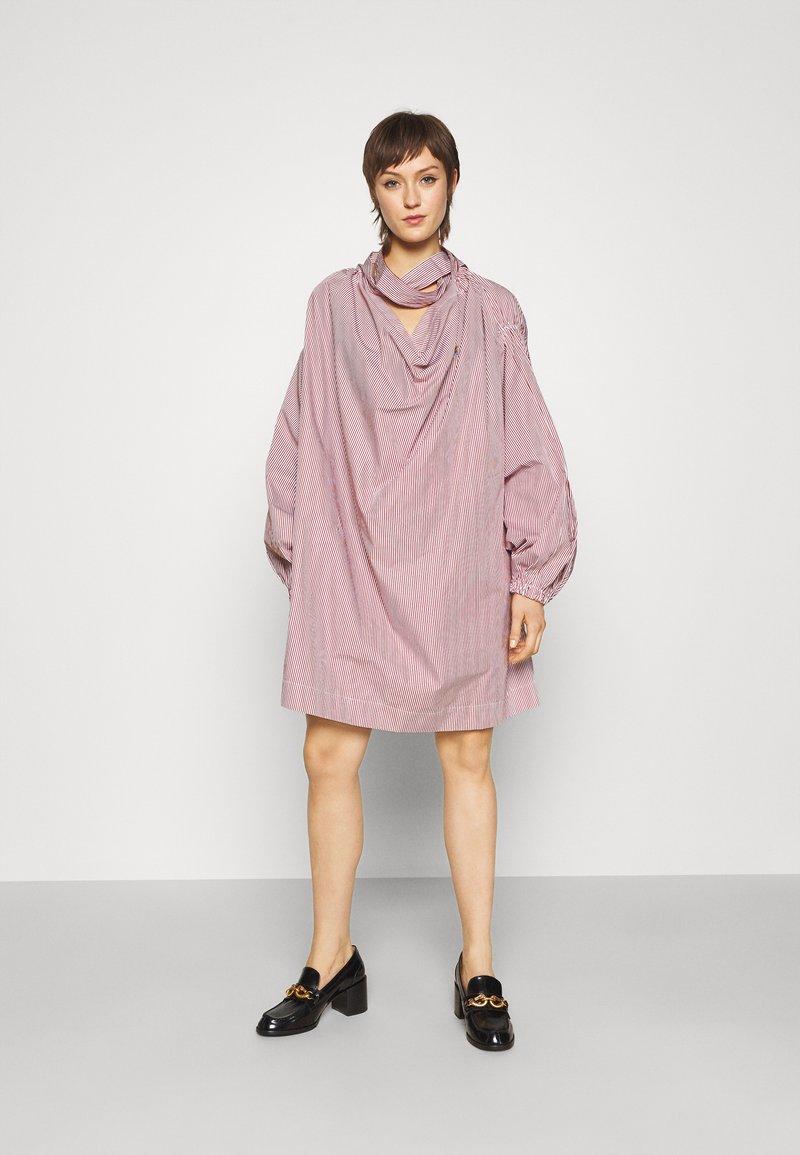 Vivienne Westwood - GARRET DRESS - Day dress - red