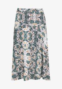 Aaiko - TANIRA - A-line skirt - light steel green - 4
