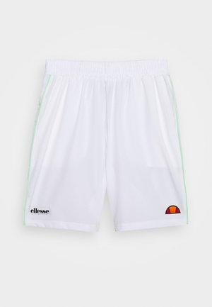 FAB - Short de sport - white