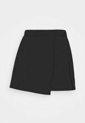 TRAVELER SKORT - Mini skirt - black