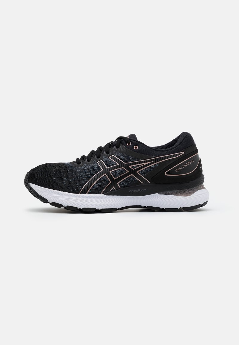 ASICS - GEL-NIMBUS 22 - Neutral running shoes - black
