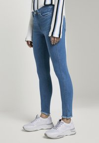 TOM TAILOR DENIM - Jeans Skinny Fit - azure blue denim - 3