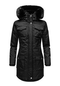 Navahoo - Winter coat - black - 3