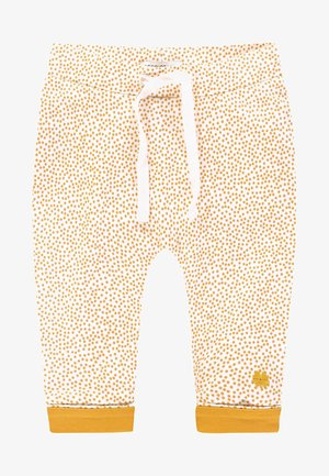 KIRSTEN - Trousers - honey yellow