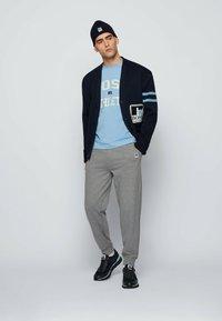 BOSS - ARIGON_RUNN_RA - Sneakers laag - dark blue - 0