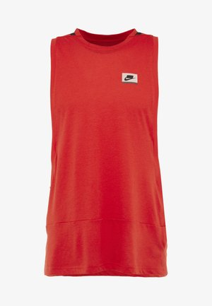 DRY TANK  - Sports shirt - habanero red/black/game royal