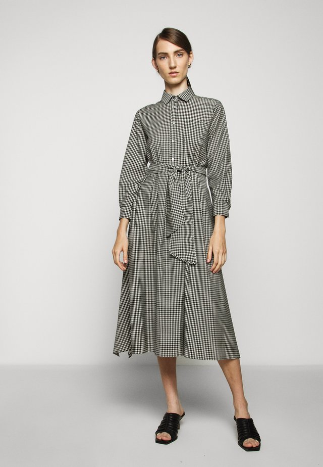 REFOLO - Shirt dress - weiss