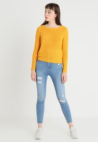 ONLY - ONLGEENA - Jumper - golden yellow - 1