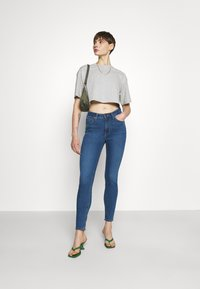 Lee - SCARLETT HIGH - Jeans Skinny - mid madison - 1