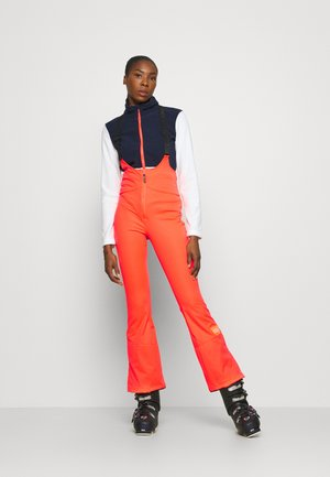 ORIGINALS BIB PANTS - Snow pants - fiery coral