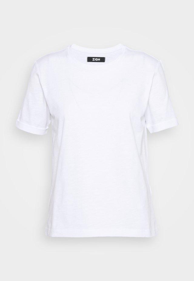 T-shirt basique - white